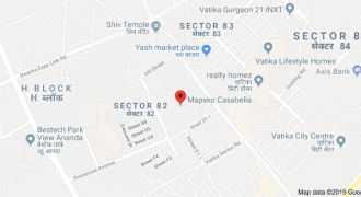 FLAT 4 BHK FOR SALE IN MAPSKO CASA BELA