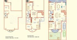 4 BED +SQ DESIGNER VILLA IN 300 YDS MAYFIELDS GARDEN GURGAON FOR SALE