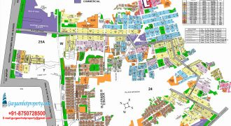 402 YDS RESIDENTIAL PLOT FOR SALE IN DLF 3 GURGAON